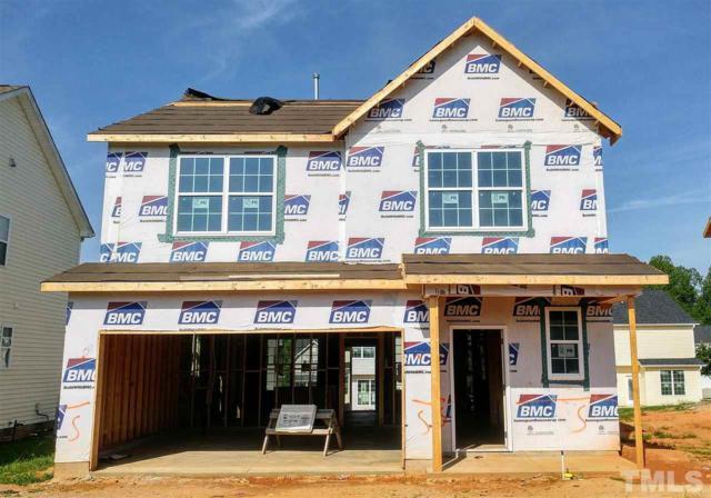 4019 Lauder Lane Lot 121, Burlington, NC 27215 (#2194374) :: The Abshure Realty Group