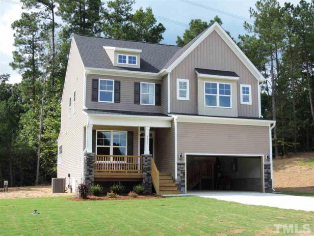 7012 S Pine Shadows Drive, Garner, NC 27529 (#2194645) :: The Abshure Realty Group