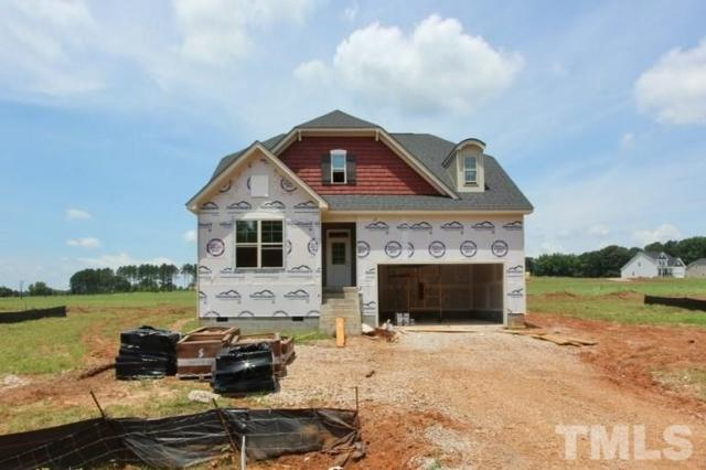 75 Oxer Drive, Youngsville, NC 27596 (#2195712) :: The Abshure Realty Group