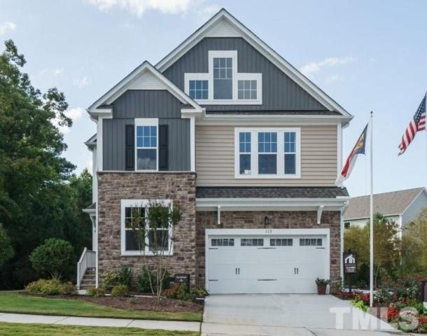 113 Champion Oak Drive, Cary, NC 27519 (#2196136) :: The Perry Group