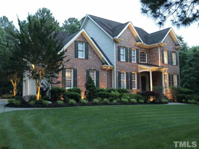 1405 Bridle Glen Court, Wake Forest, NC 27587 (#2196193) :: The Jim Allen Group