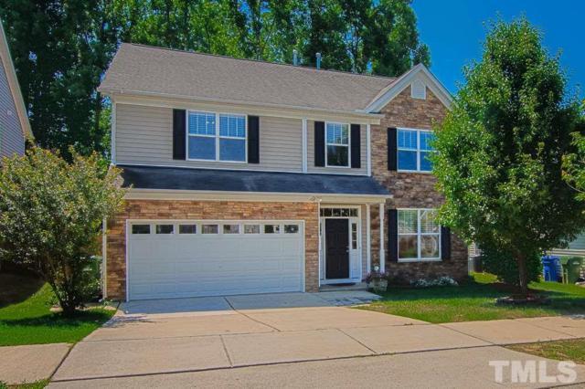 2116 Braedenfield Lane, Holly Springs, NC 27540 (#2196335) :: The Perry Group