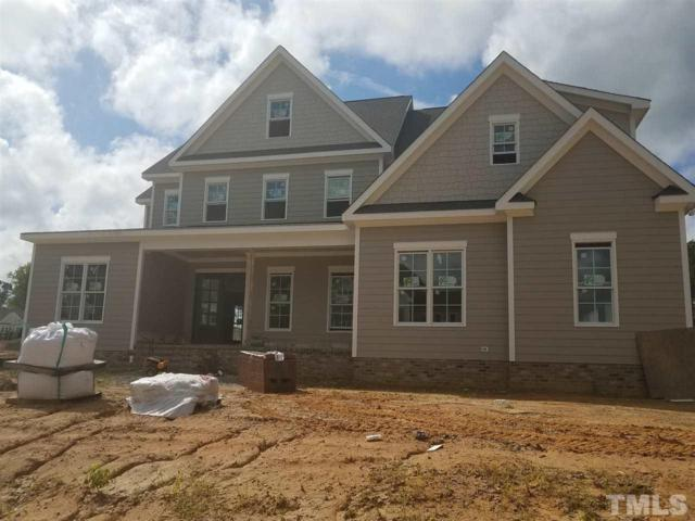 3147 Mantle Ridge Drive, Apex, NC 27502 (#2197209) :: The Abshure Realty Group