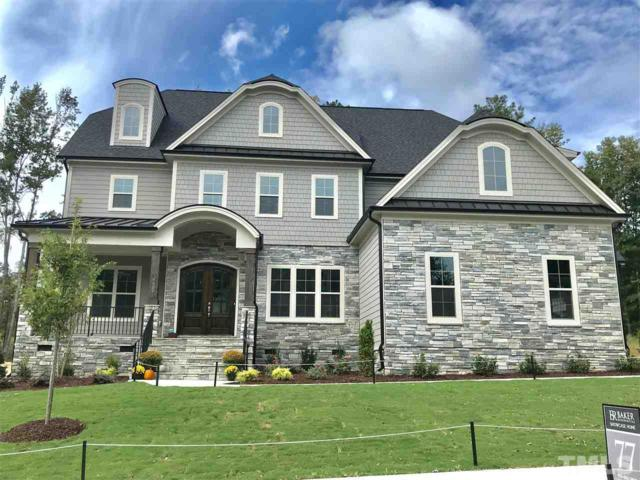 2120 Vandiver Way, Apex, NC 27523 (#2197349) :: The Perry Group