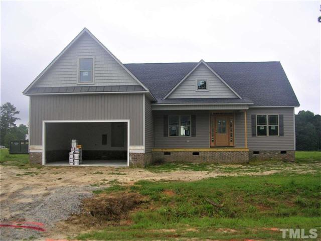 629 Carriage Creek Drive Lt104, Smithfield, NC 27577 (#2197572) :: The Perry Group