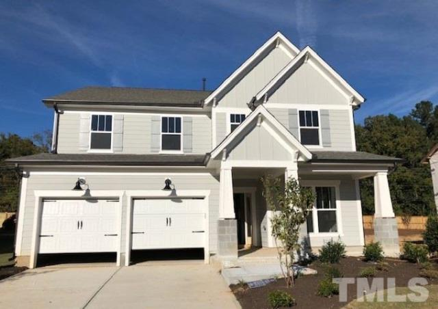 105 Sunburst Drive Cb Lot 48, Durham, NC 27705 (#2197984) :: The Perry Group