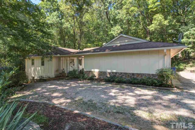 1504 Arboretum Drive, Chapel Hill, NC 27517 (#2198094) :: The Perry Group