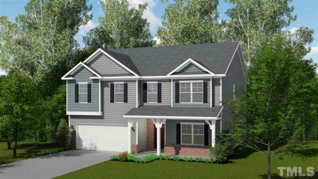 509 Club Center Drive The Weston  B  , Youngsville, NC 27596 (#2199127) :: The Perry Group