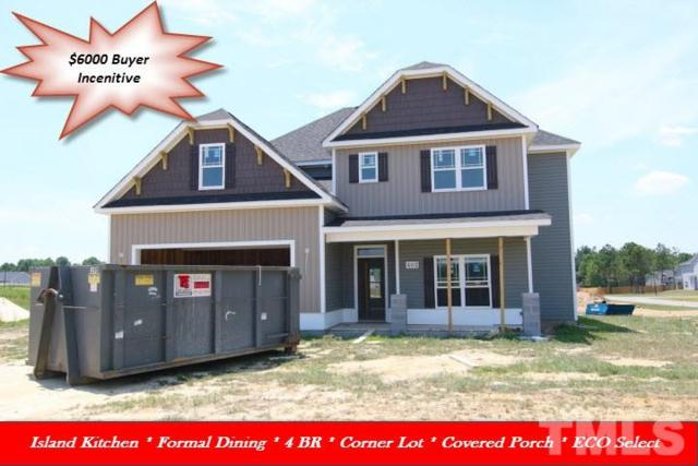 402 Planters Ridge Drive, Pikeville, NC 27863 (#2199143) :: The Perry Group