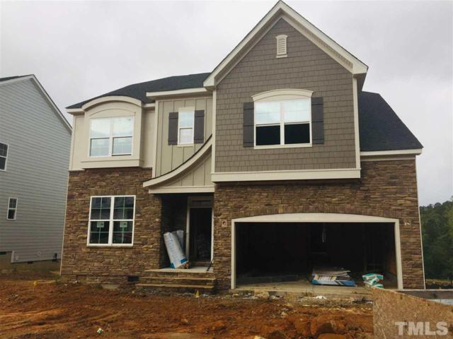2409 Jester Drive #32, Apex, NC 27523 (#2199485) :: Spotlight Realty
