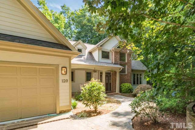 120 Old Bridge Lane, Chapel Hill, NC 27517 (#2200124) :: Raleigh Cary Realty