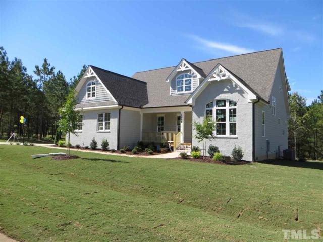 3624 Hickory Manor Drive Lot 8, Apex, NC 27539 (#2200365) :: The Jim Allen Group