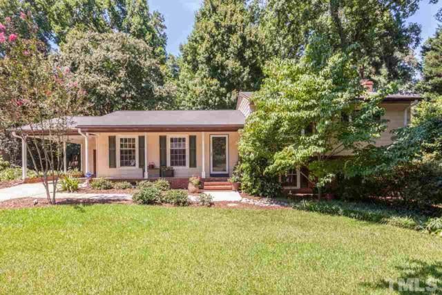 400 North Glen Drive, Raleigh, NC 27609 (#2200510) :: Raleigh Cary Realty