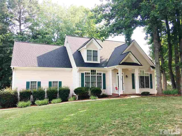 128 Dutch Hill Road, Holly Springs, NC 27540 (#2200542) :: The Perry Group