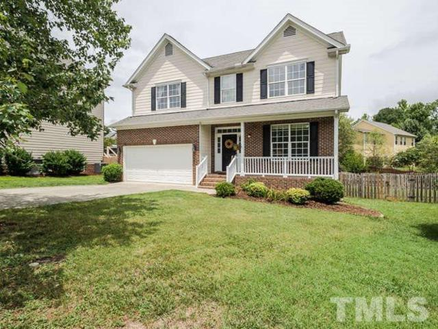 804 Clatter Avenue, Wake Forest, NC 27587 (#2201566) :: The Perry Group