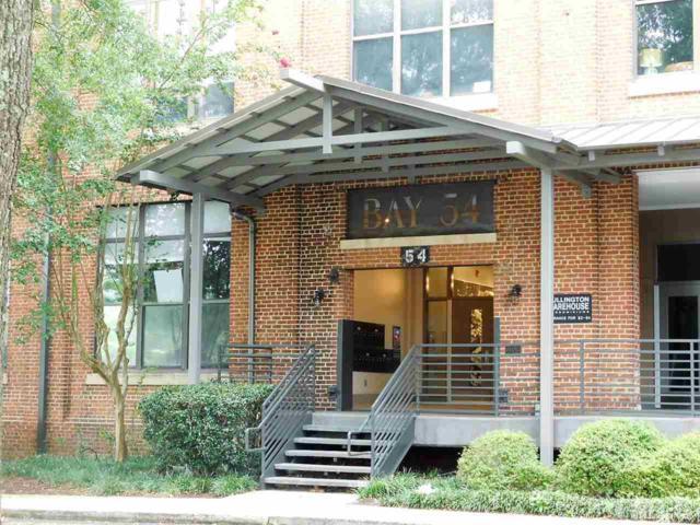 500 N Duke Street 53-202, Durham, NC 27701 (MLS #2203042) :: The Oceanaire Realty