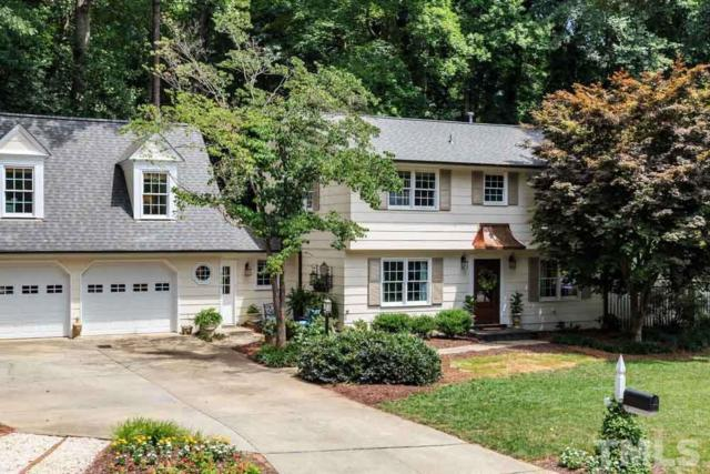 5304 Coronado Drive, Raleigh, NC 27609 (#2203330) :: The Abshure Realty Group