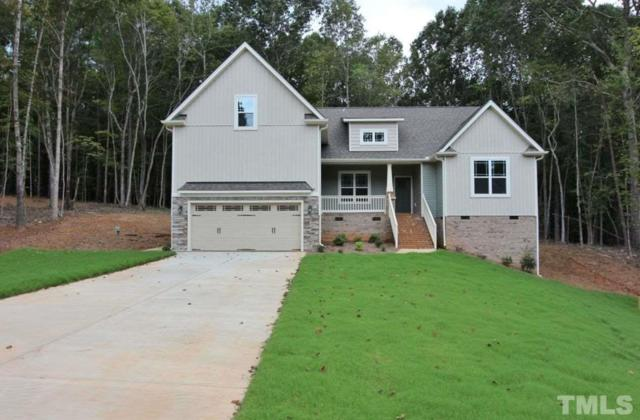 1319 Sourwood Drive, Wake Forest, NC 27587 (#2204240) :: The Jim Allen Group