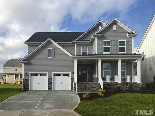 109 Tisbury Drive, Holly Springs, NC 27540 (#2205334) :: Raleigh Cary Realty