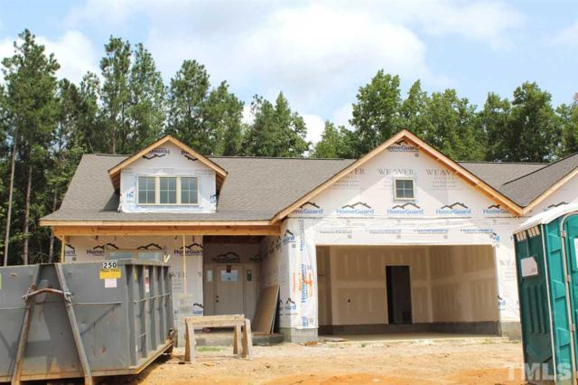 106 Highmeadow Lane, Clayton, NC 27520 (#2205470) :: The Abshure Realty Group