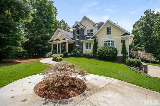 1148 Lake Valley Drive, Wake Forest, NC 27587 (#2206194) :: Rachel Kendall Team