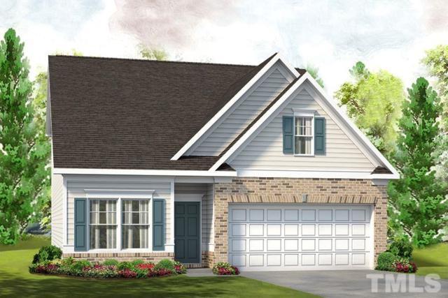 116 Benning Hills Place #27, Garner, NC 27529 (#2206242) :: Rachel Kendall Team