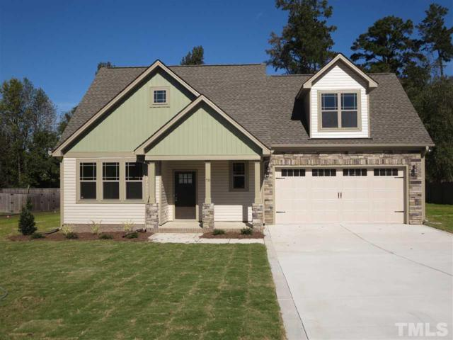 70 Alvis Court, Fuquay Varina, NC 27526 (#2206709) :: The Perry Group