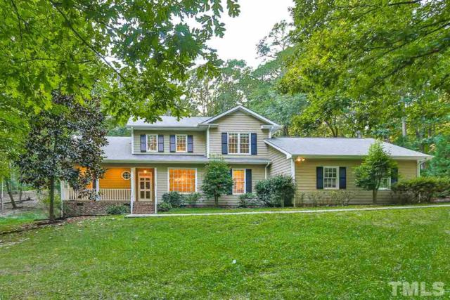 112 Hunters Ridge Road, Chapel Hill, NC 27517 (#2206789) :: The Jim Allen Group