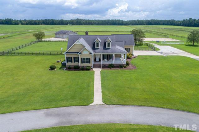4160 Beulahtown Road, Kenly, NC 27542 (#2206940) :: The Perry Group