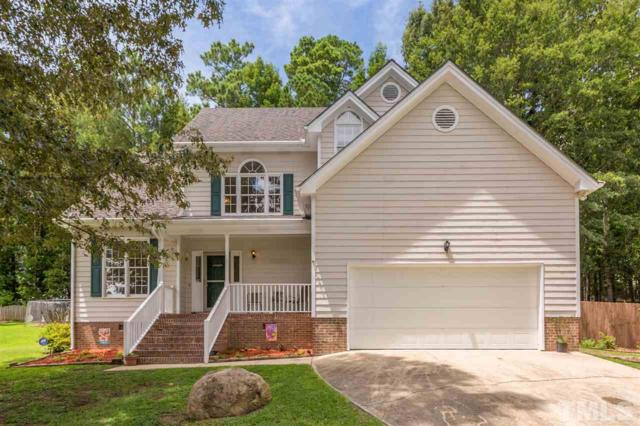 127 Meadow Run, Clayton, NC 27520 (#2207328) :: The Abshure Realty Group
