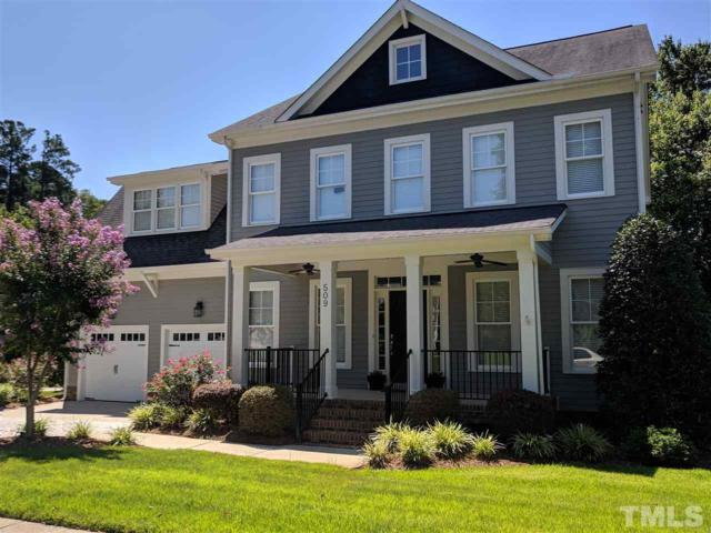 509 Streamwood Drive, Holly Springs, NC 27540 (#2207931) :: The Abshure Realty Group