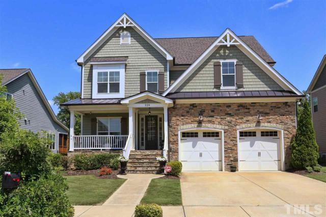 224 Springtime Fields Lane, Wake Forest, NC 27587 (#2208781) :: The Abshure Realty Group