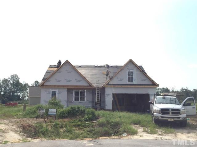 105 Northfield Place, Goldsboro, NC 27534 (#2208907) :: The Jim Allen Group
