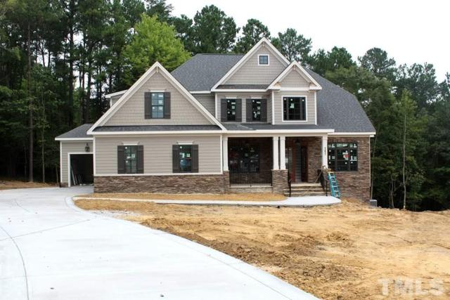 1413 Kinnesaw Street, Wake Forest, NC 27587 (#2208920) :: The Jim Allen Group