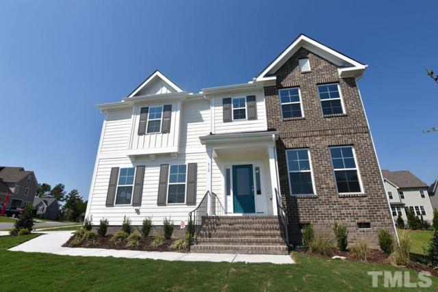 612 Copper Beech Lane, Wake Forest, NC 27587 (#2209304) :: The Perry Group