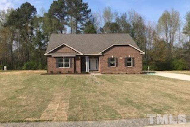 305 Planters Lane Lot 10, Coats, NC 27521 (#2210195) :: Marti Hampton Team - Re/Max One Realty