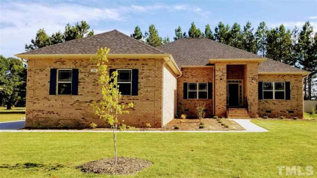 215 Planters Lane Lot 7, Coats, NC 27521 (#2210201) :: The Perry Group