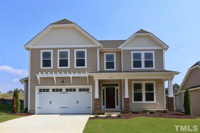 457 Ballast Point, Clayton, NC 27520 (#2210778) :: The Perry Group