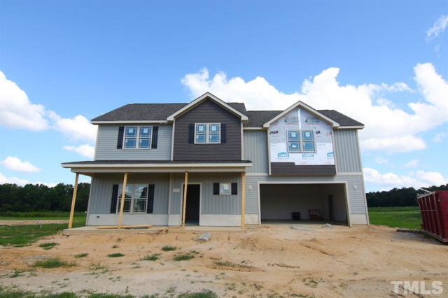 417 Planters Ridge Drive, Pikeville, NC 27863 (#2210800) :: The Abshure Realty Group
