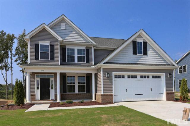 218 Ballast Point, Clayton, NC 27520 (#2210828) :: The Perry Group
