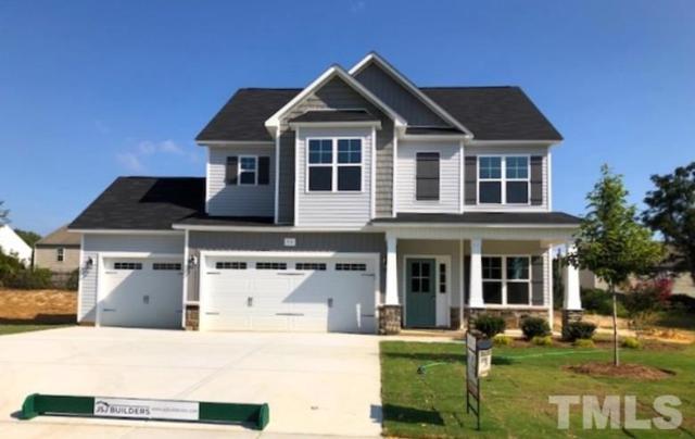 50 Sanibel Drive, Clayton, NC 27520 (#2211360) :: Rachel Kendall Team