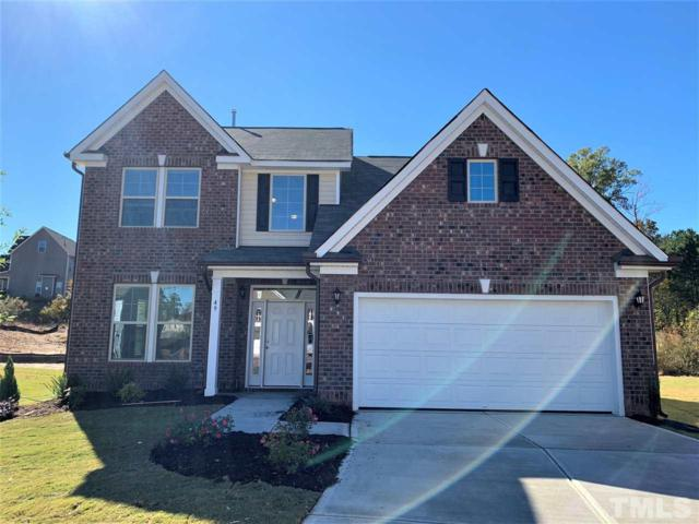49 Heritage Birch Court #23, Clayton, NC 27527 (#2211579) :: The Perry Group