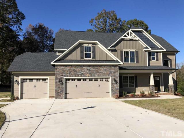 71 Crown Point Drive, Garner, NC 27529 (#2212550) :: The Perry Group