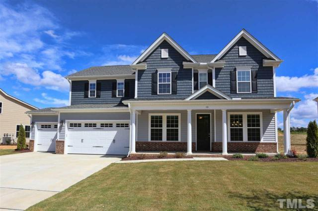 131 Ballast Point, Clayton, NC 27520 (#2212837) :: Raleigh Cary Realty