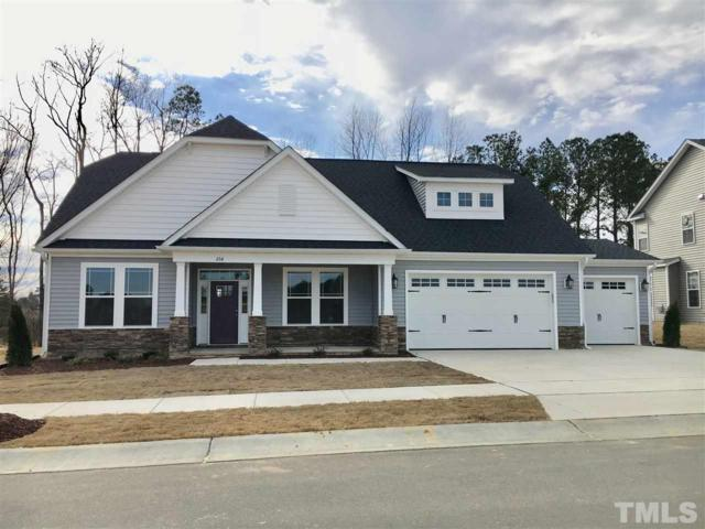 236 Ballast Point, Clayton, NC 27520 (#2213430) :: The Perry Group