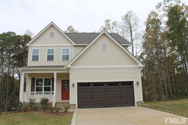 280 Shadowbark Drive Lot 58S & 58Sl, Garner, NC 27529 (#2213921) :: The Perry Group