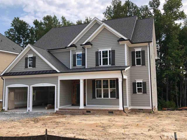 2083 Amalfi Place, Apex, NC 27502 (#2214154) :: The Abshure Realty Group