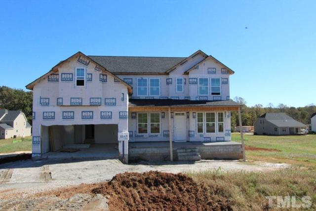 70 Falls Creek Drive, Youngsville, NC 27596 (#2214553) :: The Perry Group