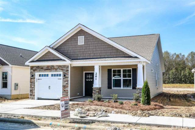 261 Bella Square, Smithfield, NC 27577 (#2214704) :: The Perry Group