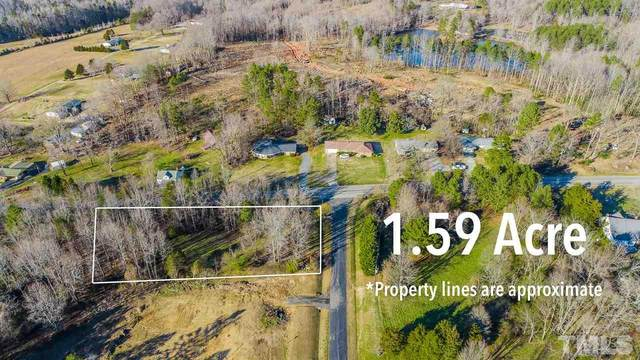 Lot H Brothers Drive, Roxboro, NC 27573 (#2216317) :: Dogwood Properties